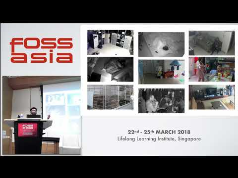 The dark Side of Internet of things - Dipesh Chander Monga - FOSSASIA 2018