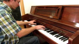 Michael Buble - Feeling Good on piano