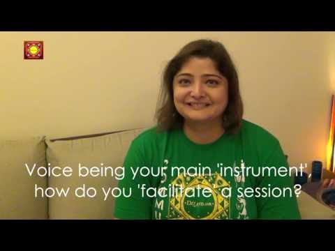 Interview with Vasundhara Das regarding her sessions at Drumjam