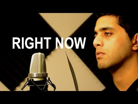 Aamir - Right Now Na Na Na (Akon R&B remix / cover)