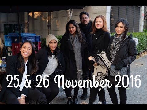 DAILY VLOG EP : 32 - KOREA PART 1 (WEBTVASIA AWARD) || Jovi Hunter
