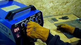 AuroraPRO INTER TIG 200 AC/DC PULSE обзор