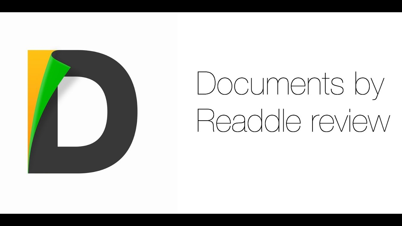 documents app review youtube With documents app youtube video