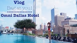 Our stay at Omni Dallas Hotel!