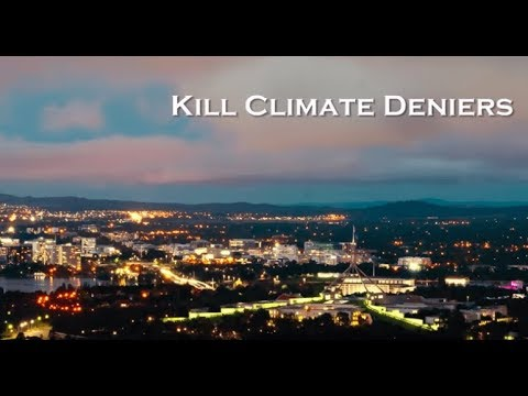 """Kill Climate Deniers"" - Spring Planting on HOLD as Governments in Denial"