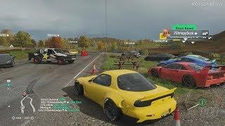 Forza Horizon 4 - Shared World Gameplay, #Forzathon Live Preview (Autumn Season)