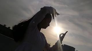 Kanna nidurinchara cover song by Keerthi and shravya | Bahubali 2 | Semi classical dance