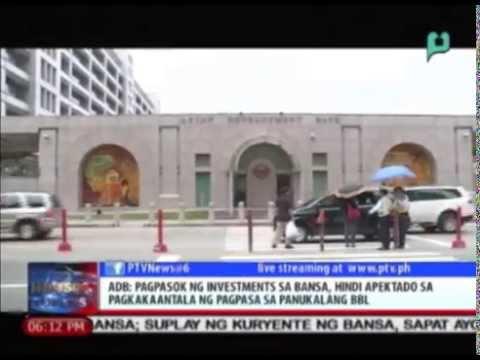 Abad: Pagpasok ng investments sa bansa, 'di apektado sa pagkaantala ng BBL