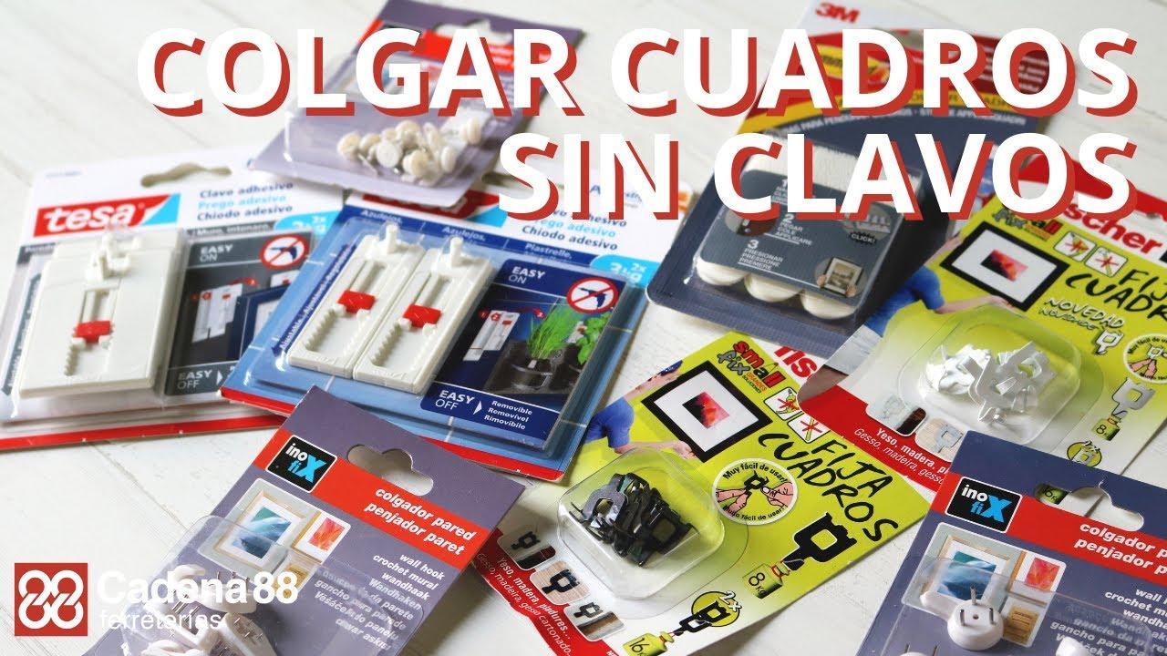 Colgar Cuadros Sin Clavos.Colgar Cuadros Sin Clavos Es Posible Cadena 88 Youtube