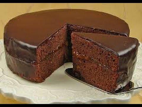 How to make the Best Chocolate Cake Sacher Torte recipe
