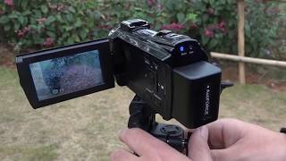 Andoer 4K 1080P 48MP WiFi Digital Video Camera Test And Review Price