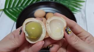 맥반석 계란 만들기 구운계란 만들기 / 전기 압력밥솥으…