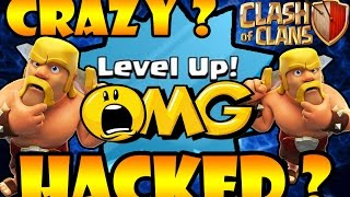 Clash Of Clans | Clash ON! Coc Creator | WORLD'S HIGHEST XP PLAYER-HACKED? or CRAZY?!