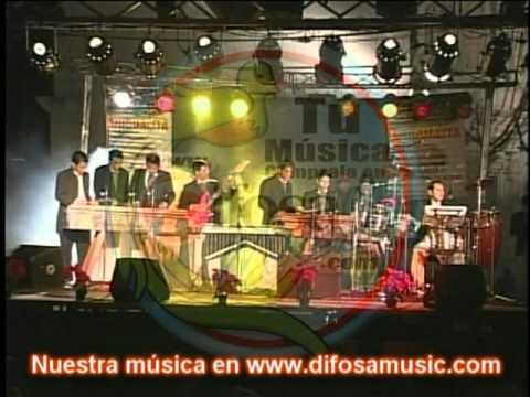Marimba Shigualita - Fiestas Elenas Musica de Guatemala