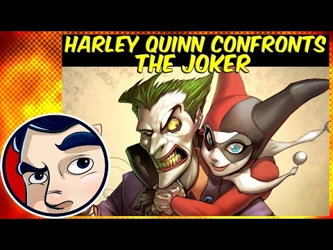 Harley Quinn Confronts Joker After He Abandoned Her - Complete Story
