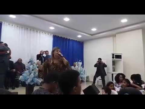 Asembleia de Deus URBS14/04/2019 Amanda Ferrari em Santo Estevão