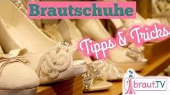 Brautschuhe Trends, Tipps & Tricks | High Heels, Sandaletten, Peeptoes uvm.