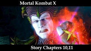 Mortal Kombat X Story Chapter 10, 11