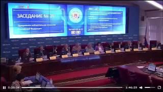 видео Центральная избирательная комиссия Российской Федерации