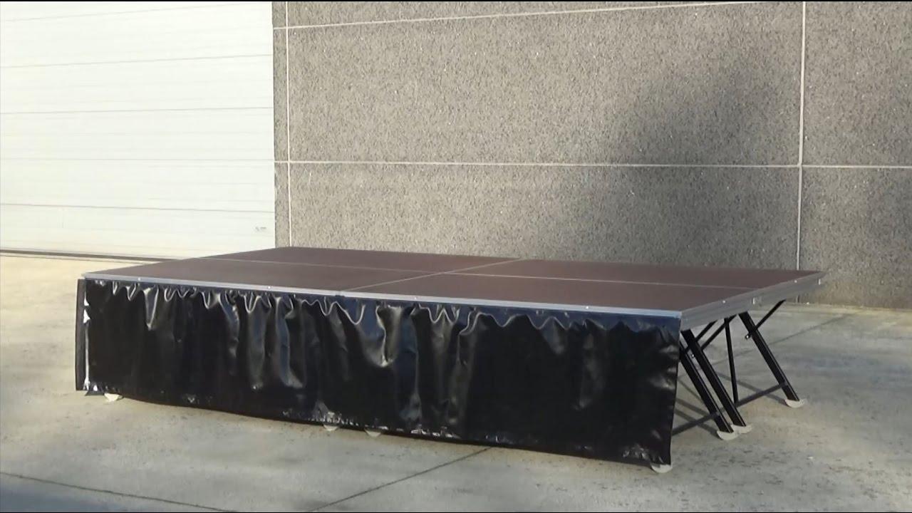 Stage platforms Variastage Y900 Multilink - Most Popular Videos