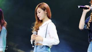 fancam 141007 tts only u wapop tiffany ver