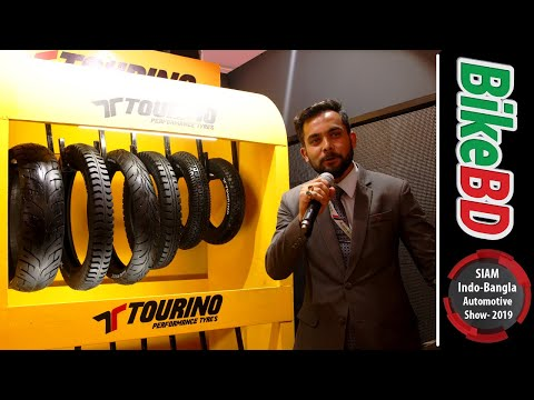 Tourino Tyres At Indo-Bangla Automotive Show 2019