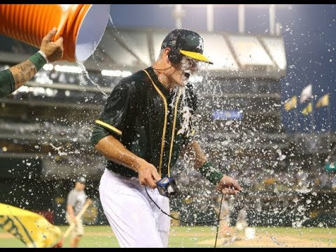 2017 Oakland Athletics Season Highlights/Best Moments