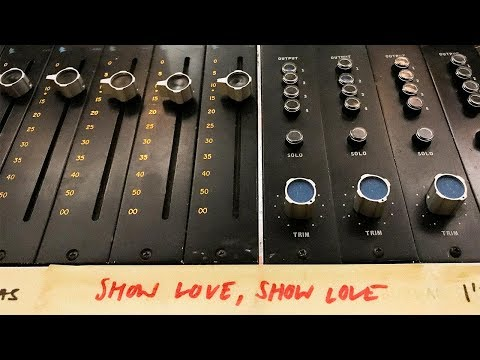 Everything Is Recorded - Show Love (Feat. Syd & Sampha)
