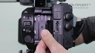 Видеокамеры Sony PXW-Z190 и Sony PXW-Z280. Обзор.