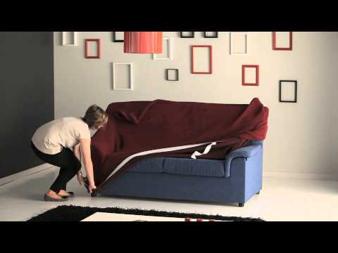 Strech Sofahusse - YouTube