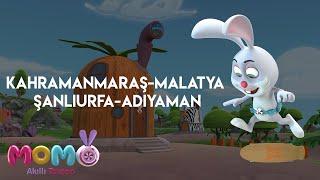 Akıllı Tavşan Momo Malatya - Kahramanmaraş - Şanlıurfa - Diyarbakır Etkinliği 🎉