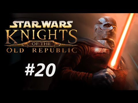 Let's Play Star Wars: KotOR - Part 20 - Underwater Research Lab