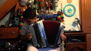 "Paso-Doble Accordéon Eric Bouvelle ""El Rico"""