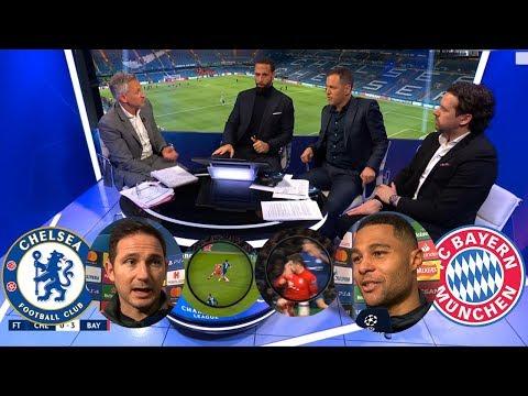 Chelsea 0-3 Bayern Munich 🔥Disastrous defeat on Stamford Bridge🤬Lampard Ferdinand Analysis  Reaction