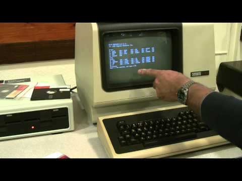 DEC VT180 (VT100 with CPM card)
