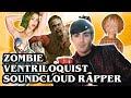 Download mp3 ZOMBIE VENTRILOQUIST SOUNDCLOUD RAPPER - ADAM22 REACTS for free