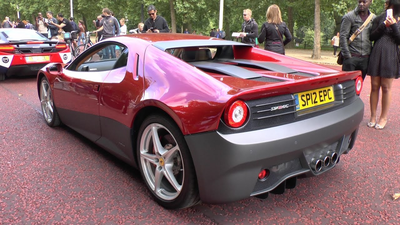 10 of the Rarest Supercars Ever Made - eBay Motors Blog |Rare Supercars