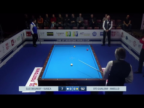 Degreef / Susca VS Gualemi / Aniello - ONE UP INVESTING WORLD CUP