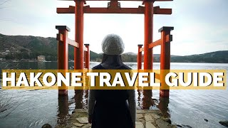 Ultimate Hakone Day Trip Travel Guide - How to Travel Hakone Japan