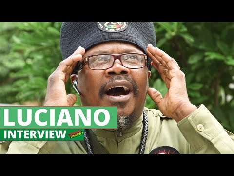 "Luciano Interview "" Speaks on the key ingredients to greatness"""