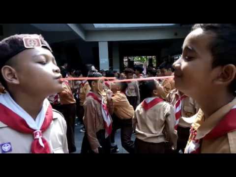 Game Pramuka Penggalang Sd Djama Atul Ichwan Surakarta Youtube