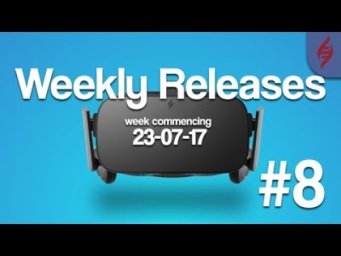 New Release show Week 8