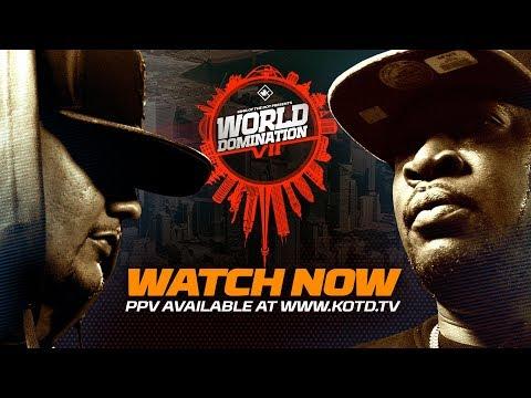 KOTD - #WDVIITOR PPV Trailer   www.KOTD.tv