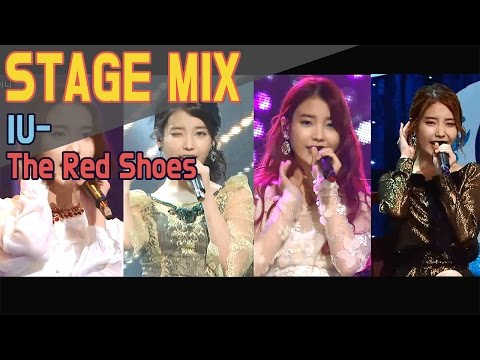 IU - The Red Shoes @Show Music Core Stage Mix