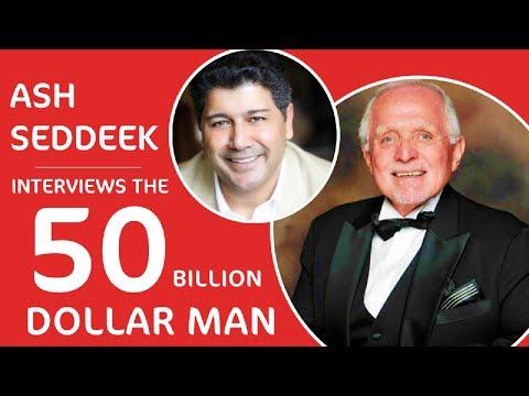 "Ash Seddeek Interviews Dan Peña, The ""50 Billion Dollar Man"""