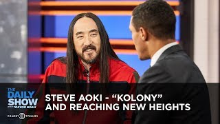 "Steve Aoki - ""Kolony"" and Reaching New Heights 
