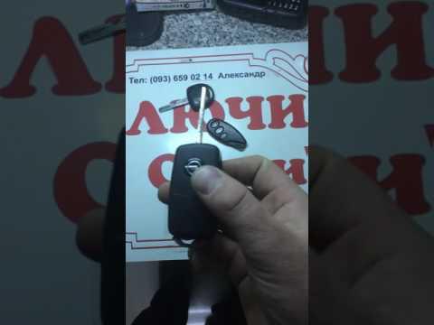 Выкидной авто ключ Opel и сигнализация в одном ключе 0936590214 0978296522 ключ Рено лагуна ремонт