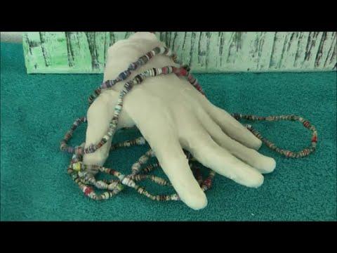 DIY: Gipshand ** Gips Hand Aus Modellierbinden Basteln Selber Machen    YouTube