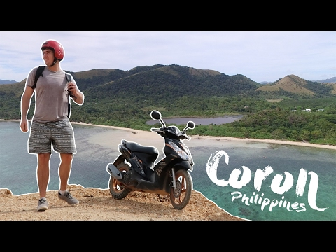 Christmas in Coron - Motorbike Adventure!