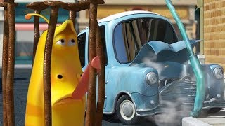 LARVA - TROUBLE MAKER | Cartoons For Children | Larva Cartoon | Mini cartoon Movie | LARVA Official thumbnail